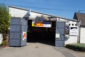 Photo du garage à MAMETZ : Garage CLG Auto